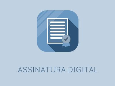 Assinatura digital das notas - Integração API