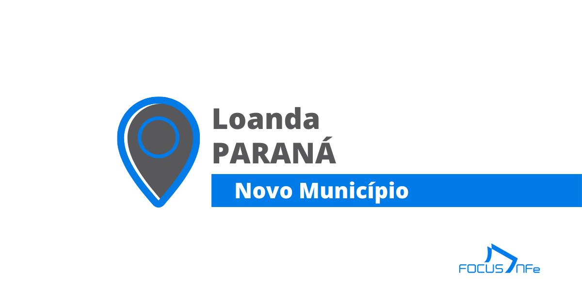 You are currently viewing Como emitir nota fiscal de serviço (NFSe) em Loanda – PR