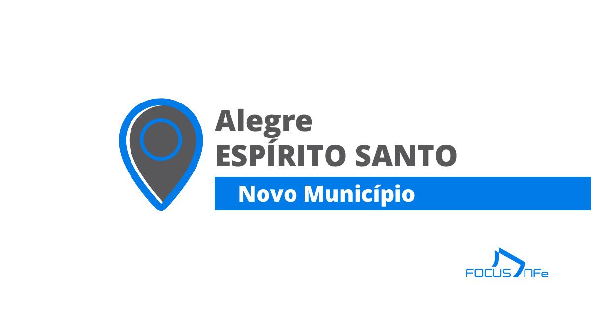 You are currently viewing Como emitir nota fiscal de serviço (NFSe) em Alegre – ES