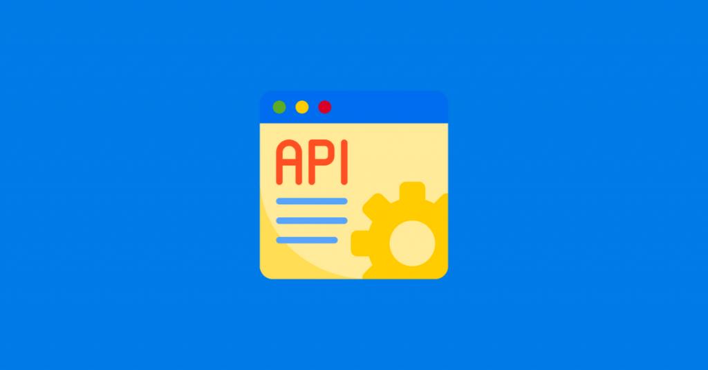 O que é uma API?
